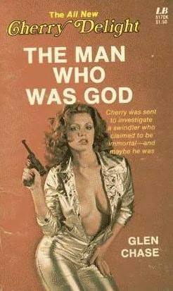 book cover of The Man Who Was God