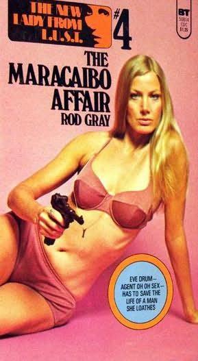 book cover of The Maracaibo Affair
