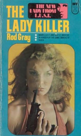 book cover of The Lady Killer