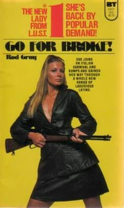 book cover of Go for Broke