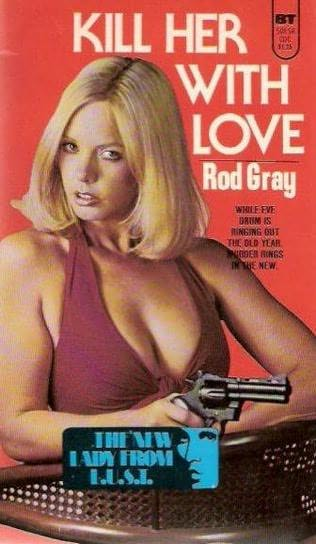 book cover of Kill Her with Love
