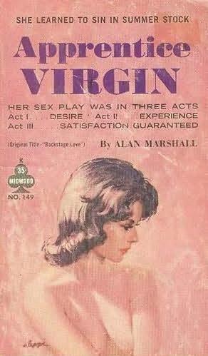 book cover of Apprentice Virgin