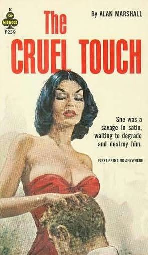 book cover of The Cruel Touch