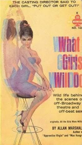 book cover of All the Girls Were Willing